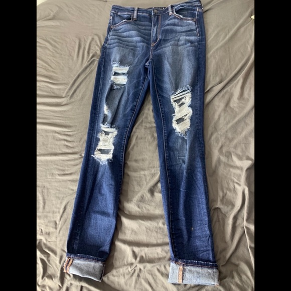 American Eagle Outfitters Denim - American Eagle Highest Rise Jegging size 12 X-Long